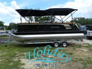 New Aqua Patio 235235 Pontoon Boat For Sale