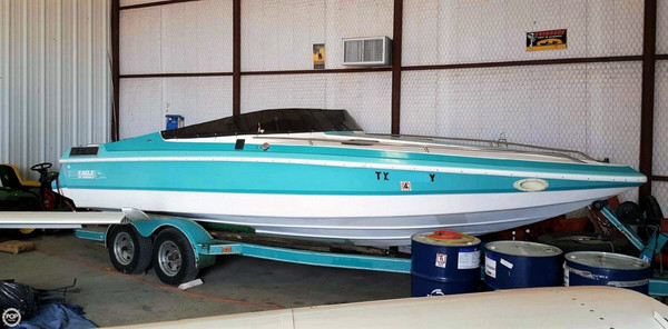 Used Seebold 240 Cruiser Boat For Sale