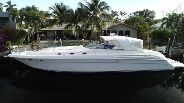 Used Sea Ray 580 Super Sport Motor Yacht For Sale
