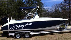 Used Baja 250 Sportfish Center Console Fishing Boat For Sale