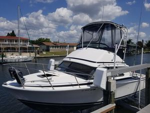 Used Bertram 28 Flybrige Diesel Saltwater Fishing Boat For Sale