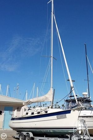 Used Seaward 26RK Racer and Cruiser Sailboat For Sale