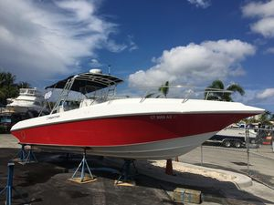 Used Fountain 31 Sport Edition Center Console Fishing Boat For Sale