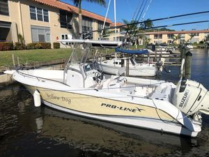 Used Pro-Line 27 Center Console Fishing Boat For Sale