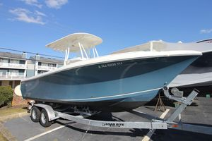 Used Sailfish 240 CC Sports Fishing Boat For Sale
