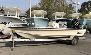 Used Mako 18 LTS Saltwater Fishing Boat For Sale