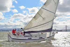 Used Nonsuch 30 Ultra Daysailer Sailboat For Sale