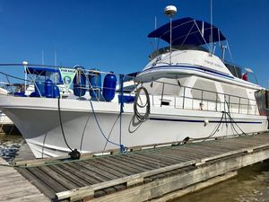 Used Canoe Cove 41 Sports Sedan Cruiser Boat For Sale