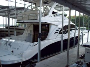 Used Sea Ray 52 Sedan Bridge Flybridge Boat For Sale