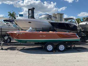 Used Elite Craft 20 Tender Boat For Sale