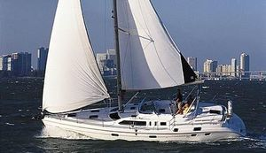 Used Hunter Passage 456 Cruiser Sailboat For Sale