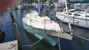 Used Bayfield ZBY 25 Sloop Sailboat For Sale