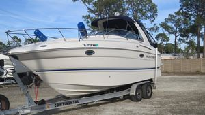 Used Monterey 265 Cruiser Express Cruiser Boat For Sale