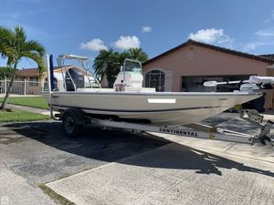 Used Release 17 Trapon Bay Boat For Sale