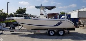 Used Cobia 234 Center Console Center Console Fishing Boat For Sale