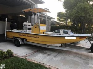 Used Dream Intruder 21 Flats Fishing Boat For Sale