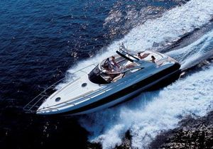 Used Princess V50 Express Cruiser Boat For Sale