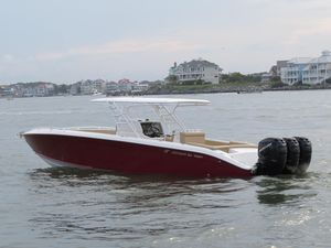 Used Midnight Express 39 Center Console Fishing Boat For Sale