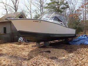 Used Albemarle 27 Express SF W 2009 Yanmars Express Cruiser Boat For Sale