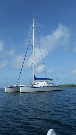 Used Outremer 64 Light Catamaran Sailboat For Sale