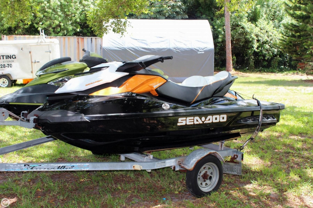 2013 used sea doo gtr 215 pair personal watercraft for. Black Bedroom Furniture Sets. Home Design Ideas