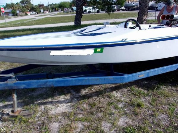 Used Tahiti 18 High Performance Boat For Sale