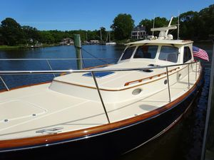 Used Hinckley Talaria 44 EX High Performance Boat For Sale