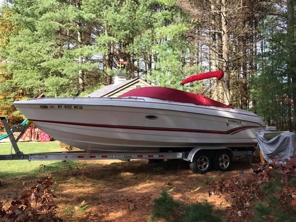 2007 Used Formula 260 SS Passenger Boat For Sale - $49,999