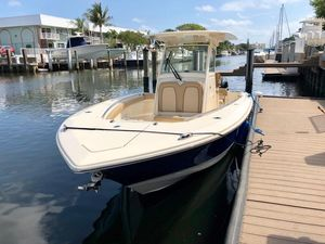 Used Scout 255 LXF Center Console Fishing Boat For Sale