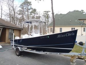 Used Seaway 21 Sportsman CC With T-top Center Console Fishing Boat For Sale