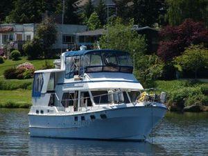 Used Chb Ponderosa Aft Cabin Boat For Sale