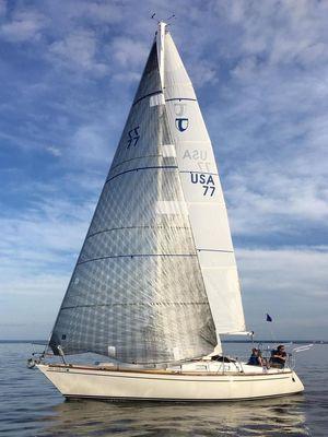 Used Tartan 34-2 Cruiser Sailboat For Sale