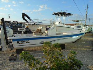 Used Carolina Skiff 18 JVX18 JVX Skiff Boat For Sale