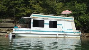 Used Catamaran Cruisers 35SE Houseboat Cruiser Boat For Sale
