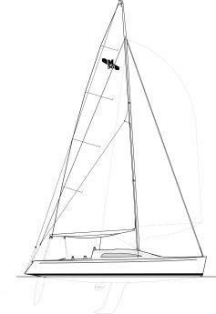 Used Carroll Mumm Racer and Cruiser Sailboat For Sale