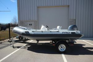 New Zodiac Bayrunner Pro 500 NEO F70 IN Stock Rigid Sports Inflatable Boat For Sale