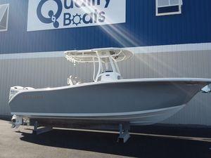 New Sea Pro 259 Deep V CC Center Console Fishing Boat For Sale
