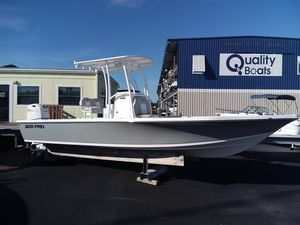 New Sea Pro 248 Bay Series Center Console Fishing Boat For Sale