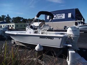 New Sea Pro 208 Bay Series Center Console Fishing Boat For Sale