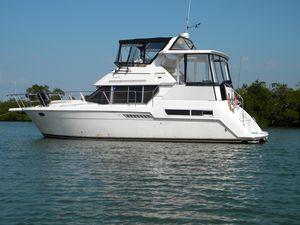 Used Carver 355 Aftcabin Aft Cabin Boat For Sale