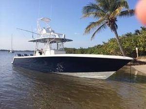 Used Seavee 39 LE Center Console Fishing Boat For Sale