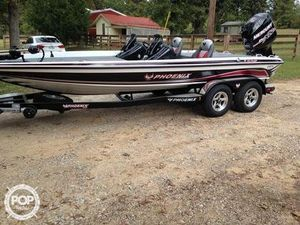 Used Phoenix 721 Bass Boat For Sale