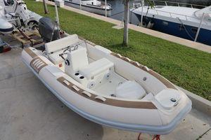 Used Novurania 400 DL400 DL Tender Boat For Sale