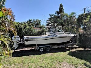 Used Grady-White 24 Offshore Pro Walkaround Fishing Boat For Sale
