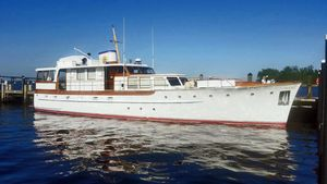 Used Trumpy CruiserCruiser Antique and Classic Boat For Sale