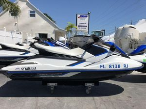 Used Yamaha Waverunner Personal Watercraft For Sale
