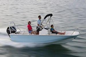 New Boston Whaler 170 Montauk Freshwater Fishing Boat For Sale