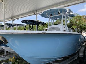 New Sea Pro 239 Deep V CC239 Deep V CC Center Console Fishing Boat For Sale