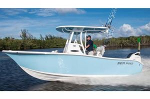 New Sea Pro 239 Deep V Series239 Deep V Series Center Console Fishing Boat For Sale