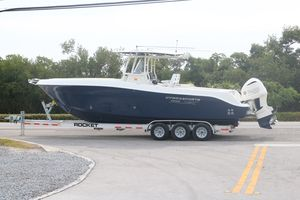Used Hydra-Sports 30 CC30 CC Center Console Fishing Boat For Sale